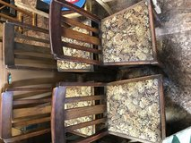 4 Matching antique Chairs in Leesville, Louisiana