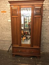 Armoire-big yard sale 8/14/18 in Tacoma, Washington