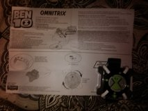 Ben 10 omniverse in Camp Lejeune, North Carolina
