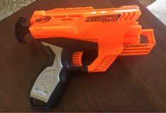 Nerf Accustrike Quadrant in Bolingbrook, Illinois