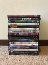 Misc Dvd Movies in Tacoma, Washington