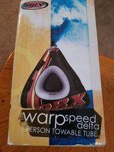 56 inch Warp Speed Towable Tube Raft New in Box Never opened up. Pull behind Boat in Camp Lejeune, North Carolina