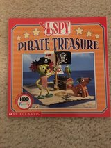 I Spy Pirate Treasure book in Camp Lejeune, North Carolina