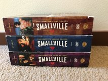 Smallville Dvd Sets in Tacoma, Washington
