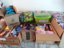 HUGE Lot of children's toys! Many NEW in packages! in Schaumburg, Illinois