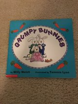 Grumpy Bunnies book in Camp Lejeune, North Carolina