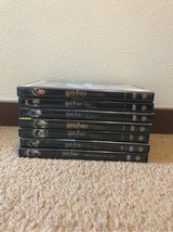 Harry Potter Dvds in Tacoma, Washington