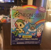 Neon Star Collectible Figure in Naperville, Illinois