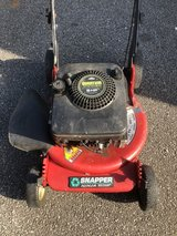 snapper gas mower in Lakenheath, UK