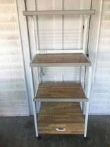 Cart with Shelves and drawer at bottom. Plugs in in Hopkinsville, Kentucky