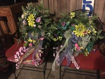 Spring/Summer Wreaths Pair of 2 in Hopkinsville, Kentucky