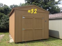 10x16 Utility Shed Storage Building GREAT BUY!! in Moody AFB, Georgia