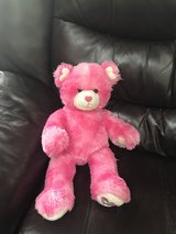 Pink Bear from Build a Bear in Glendale Heights, Illinois