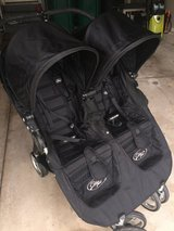 Baby Jogger City Mini Double Stroller in Joliet, Illinois