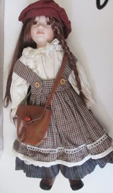 """Doll Vintage 20"""" Porcelain Doll from the Princess Collection in Fort Campbell, Kentucky"""