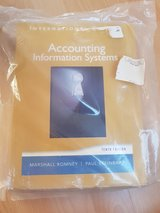 Book Accounting Information Systems Romney 10th Edition NEW! in Ramstein, Germany