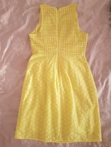 Old Navy Eyelet yellow Dress in Ramstein, Germany