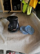 """Coleman 6"""" otbital polisher with 2 bonnets in Fairfield, California"""