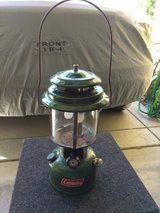 Coleman Lantern without case in Travis AFB, California