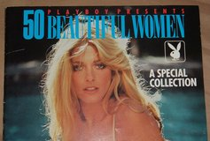 Playboy Vintage 1989 Magazine 50 Beautiful Women Special Issue Monroe Fawcett Derek in Morris, Illinois