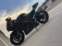 2013 GSXR 750 in Fort Bliss, Texas