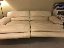 Reclining couch in Bolingbrook, Illinois