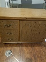 Sewing machine cabinet in Livingston, Texas