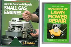 Lawnmower repair books in Lakenheath, UK