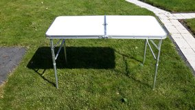 Camping Table in Ramstein, Germany