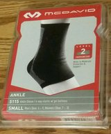 Size Small McDavid Ankle Support Sleeve in Fort Leonard Wood, Missouri