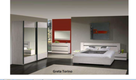Elizabeth/Greta Torino US Full Size Bed Set as shown with wardrobe $1710 - without $993 in Ansbach, Germany