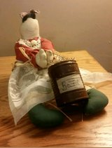 Cute Shelf Sitter Cloth Doll in Fort Leonard Wood, Missouri