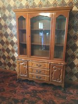 "china cabinet 51x16"" 73"" tall in Fort Riley, Kansas"