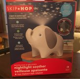 Elephant Nightlight Soother in Naperville, Illinois