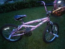 Girls mongoose 20 inch bicycle in Byron, Georgia