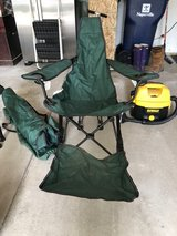 camping chairs in Oswego, Illinois