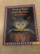 Trick or Treat, Smell My Feet Book in Camp Lejeune, North Carolina