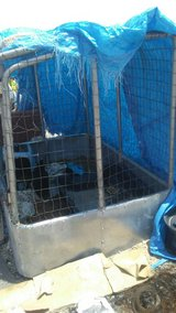 chicken coop steele critter proof in 29 Palms, California