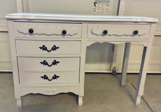 French Provincial desk and nightstand in Camp Pendleton, California