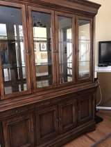 China cabinet in Fort Meade, Maryland