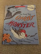 The Teeny Tiny Ghost and the Monster book in Camp Lejeune, North Carolina
