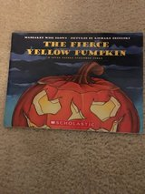 The Fierce Yellow Pumpkin book in Camp Lejeune, North Carolina