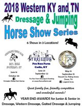 September 15th Dressage and Jump Show in Fort Campbell, Kentucky