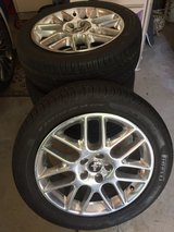 Mustang Pony package tires & rims in Plainfield, Illinois