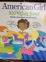 American Girl Retired 300 Wishes Board Game in Naperville, Illinois
