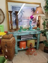 Hand Crafted Sofa or Console Table in Wilmington, North Carolina