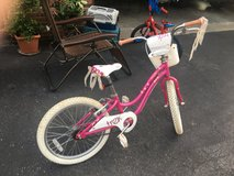 Girls bicycle in Hopkinsville, Kentucky