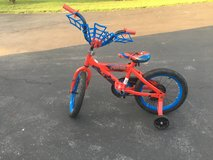 Boys Spider-Man Bicycle Great Condition in Hopkinsville, Kentucky