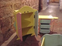 """WOODEN FURNITURE FOR 18"""" DOLLS in Ramstein, Germany"""