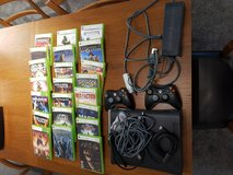 XBOX 360 with 22 games***price reduced*** in Stuttgart, GE